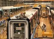 全長約120米,最高運行時速100公裡!杭紹城際首列車揭開神秘面紗!