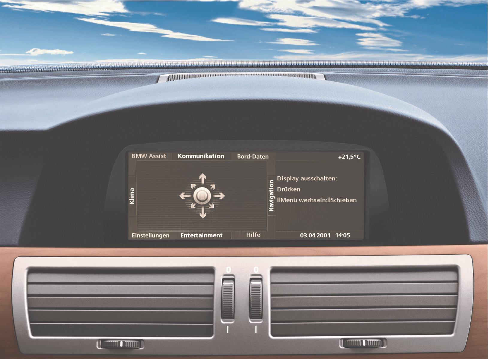06. BMW iDrive系统于2001年首次搭载在BMW 7系上.JPG
