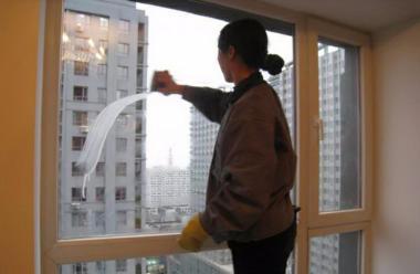 绍兴宏达专业钟点工,擦玻璃,室内保洁,新房开荒