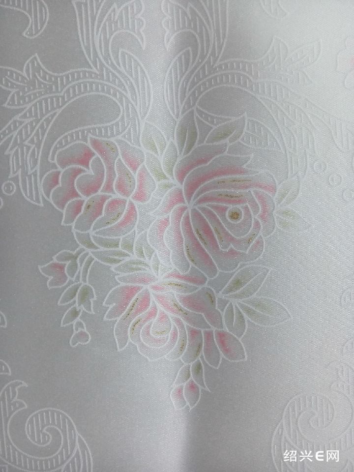 绍兴天盛圆网涂料印花烂花厂(印花、烂花、发泡)