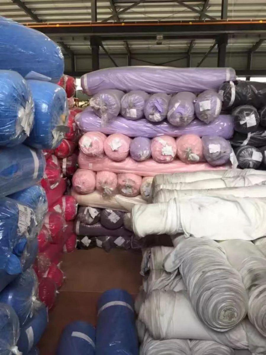 高价大量收购库存处理布,针织,梭织,零头布,次品布,各种绒布,服装等。13646733743 中介重酬