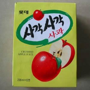 乐天饮料--苹果汁