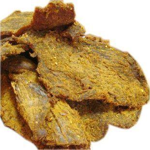 温州沙嗲(五香)牛肉片