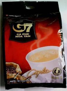 越南中原G7三合一咖啡