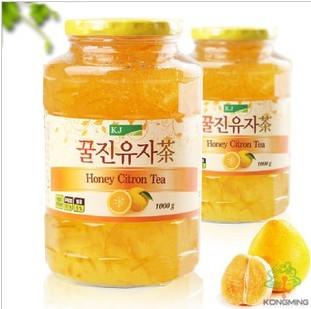 韩国蜂蜜柚子茶