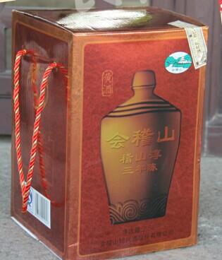 会稽山淳三年陈2.5L