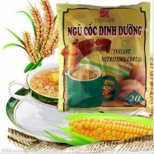 越南威拿麦片即食鸡蛋玉米牛奶麦片