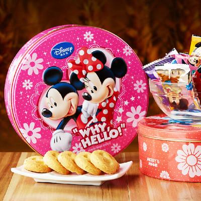 迪士尼零食曲奇饼干