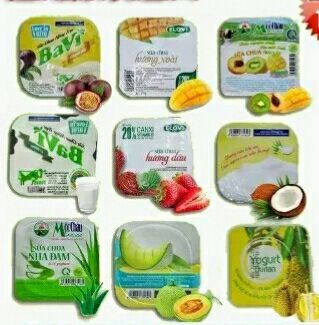 越南ELOVI酸奶