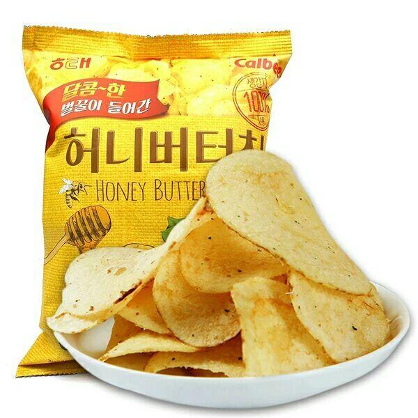 九日牌蜂蜜黄油薯片