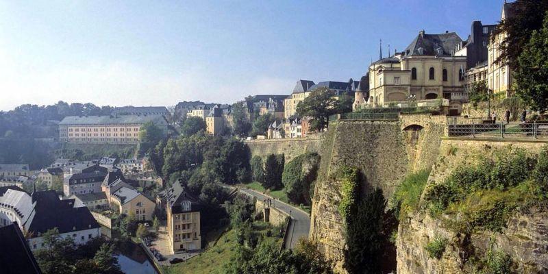 欧洲的心脏—卢森堡