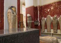 埃及国家博物馆典藏文物