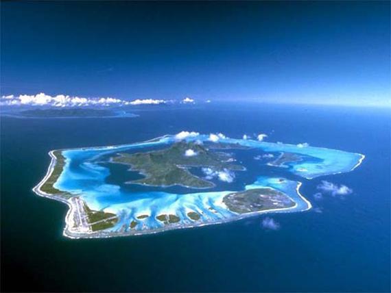 鱼眼海洋公园海底展望塔
