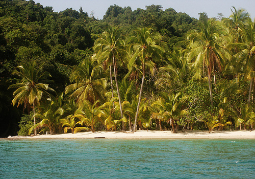 柯义巴岛国家公园