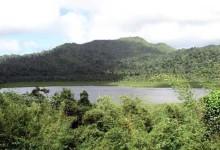 Etang湖