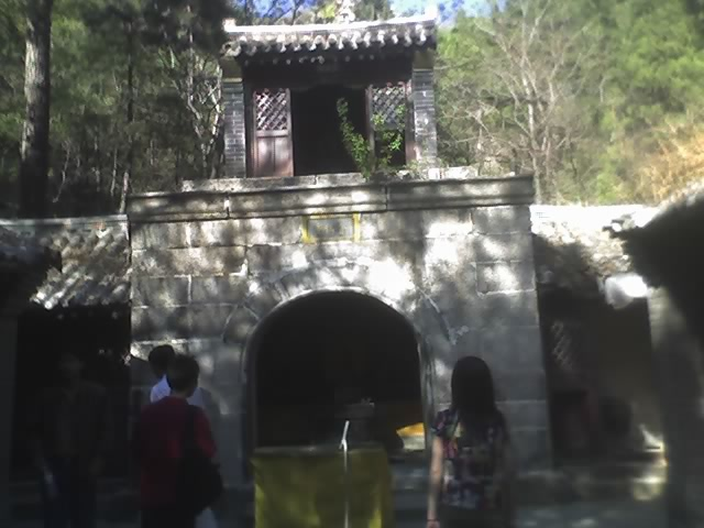 莲花山森林公园
