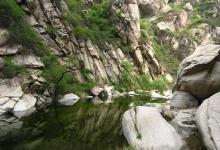 堆臼峪自然风景区