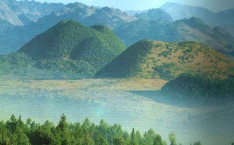 腾冲火山国家公园