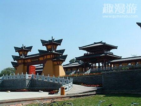 中国管仲纪念馆