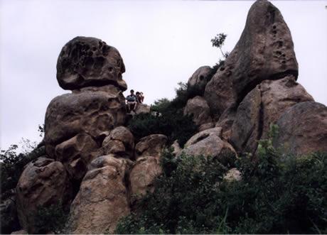 """海棠山自然保护区"""""""""""