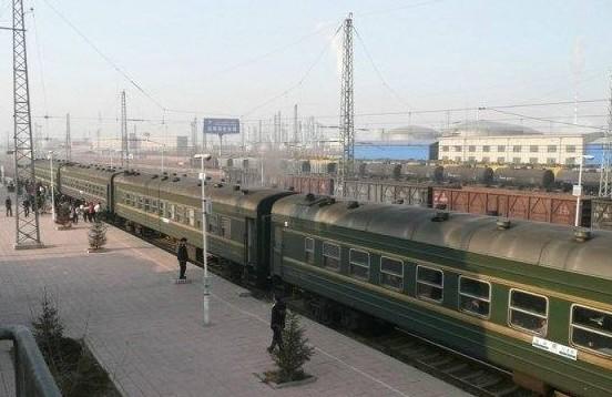 渤海火车站