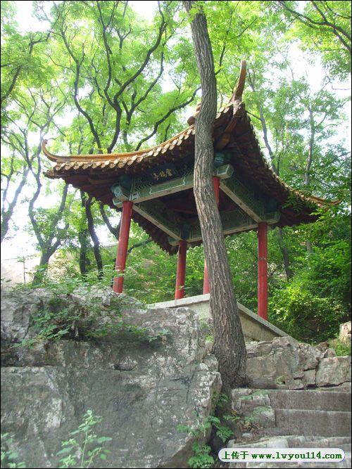 潍坊临朐老龙湾风景区