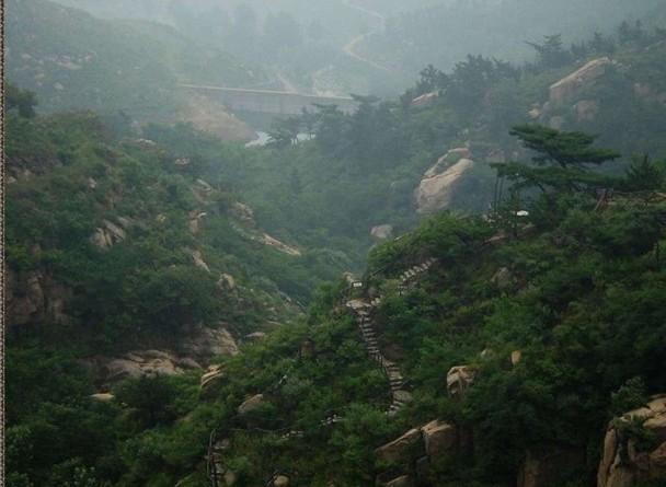 雪野三峡风景区