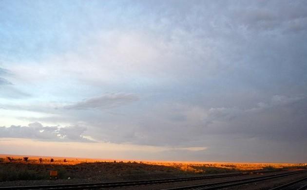 博乐火车站