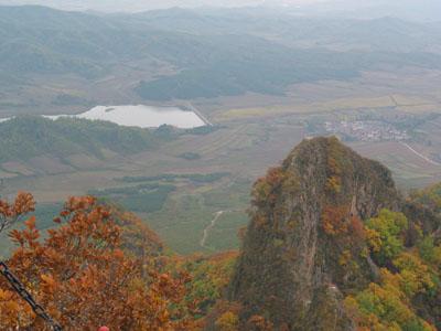 蛟河拉法山国家森林公园