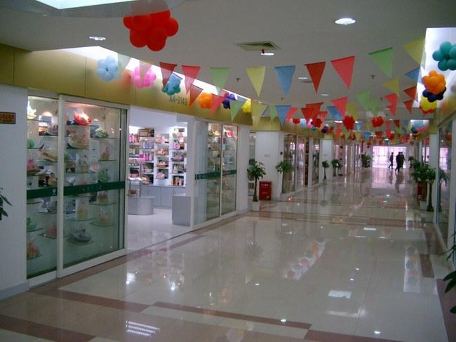 义乌中国国际商贸城购物旅游区