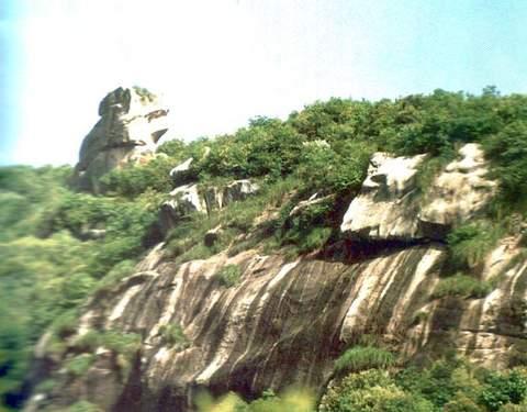 安徽 / 池州   4A级风景区---青阳九子岩景区,是九华山风景名胜区的