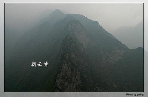 巫山十二峰