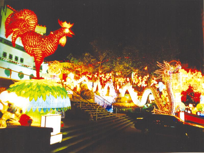 中国彩灯博物馆