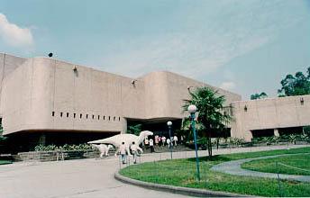 自贡恐龙博物