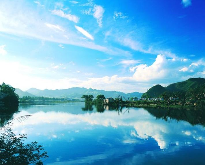 开化县南湖景区