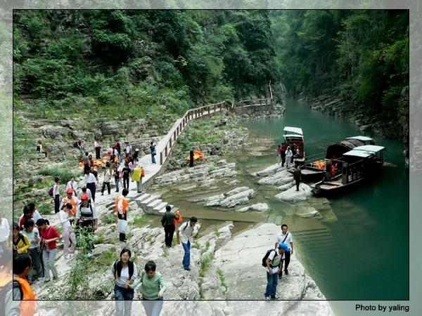 三峡神女溪
