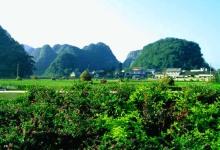 天台峡谷景区