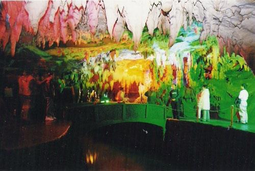 老龙洞景区