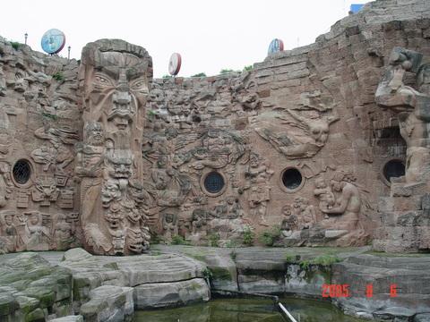 德阳艺术墙