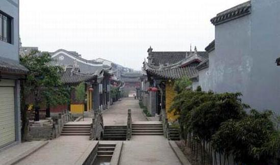 龙兴—龙藏古镇