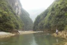 云阳长滩河