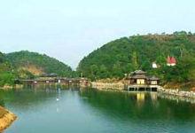 梁平县东明湖景区