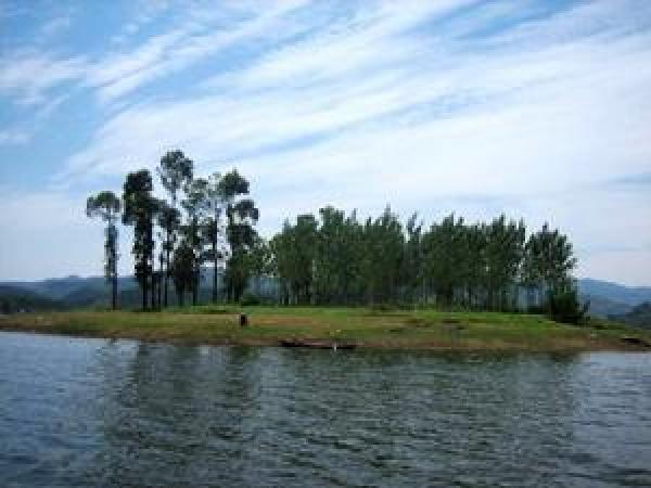 三岔湖景区