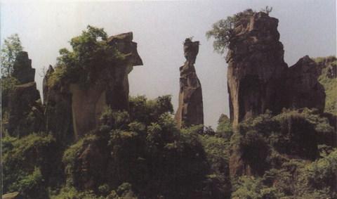通江诺水河风景名胜区