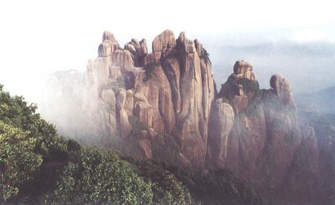 太姥山风景区