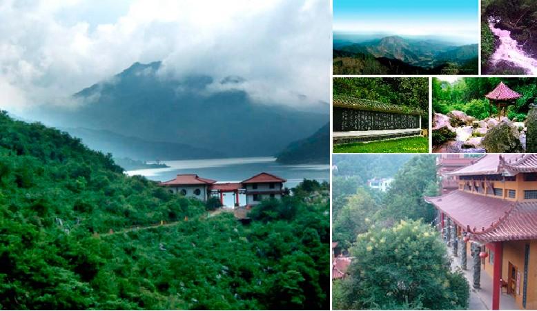 台湾风景怎么画