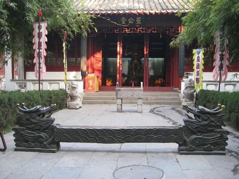 南京夫子庙秦淮风光带景区