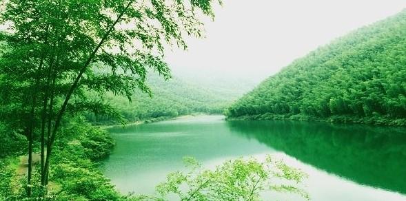 """溧阳市天目湖南山竹海景区"""""""""""