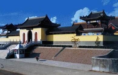 天津中华医圣文化苑