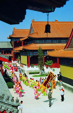 峰山药王庙